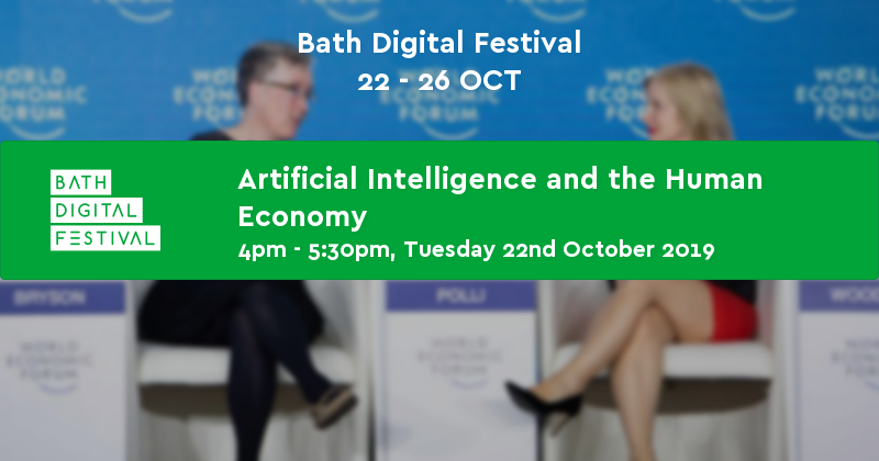 Artificial Intelligence and the Human Economy